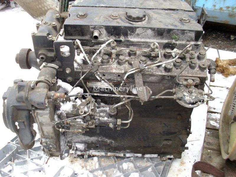 εκσκαφέας FUCHS για κινητήρας  Perkins