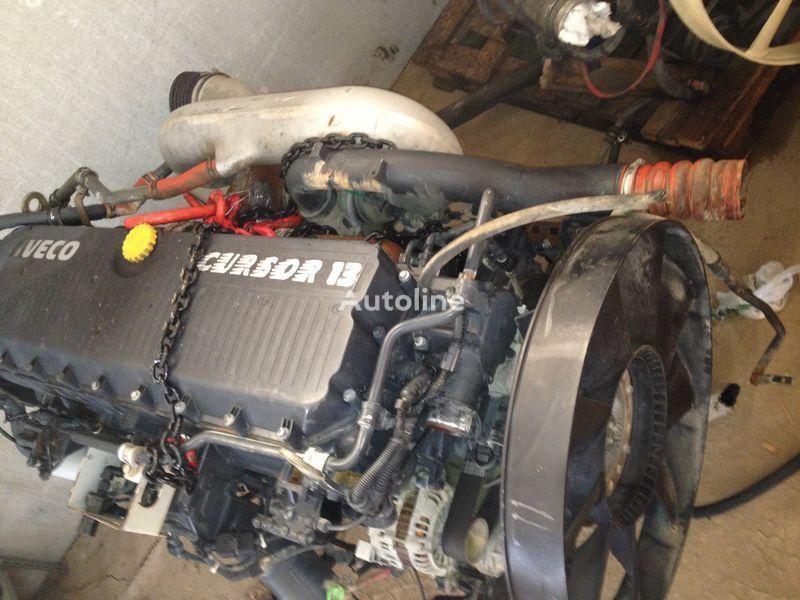 φορτηγό IVECO Cursor/Stralis/Trakker Euro 3 S44-S48-S54 για κινητήρας IVECO F3BE0681 E3 von PS 440/480/540 Cursor 13