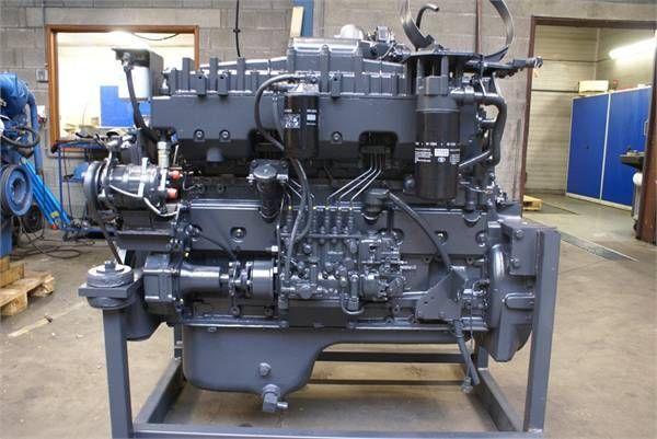 άλλο ειδικό όχημα KOMATSU SA6D125 E2 για κινητήρας
