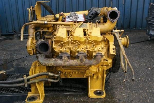 άλλο ειδικό όχημα LIEBHERR για κινητήρας LIEBHERR USED ENGINES