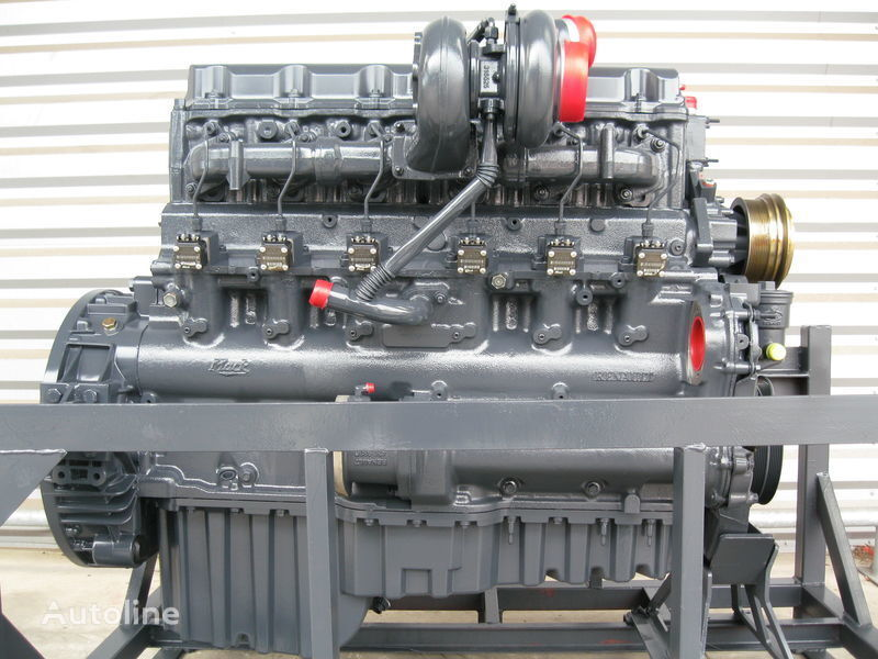 καινούριο φορτηγό SISU E-TECH480 για κινητήρας MACK E TECH