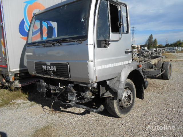 φορτηγό MAN 163 για κινητήρας  MAn 14.163