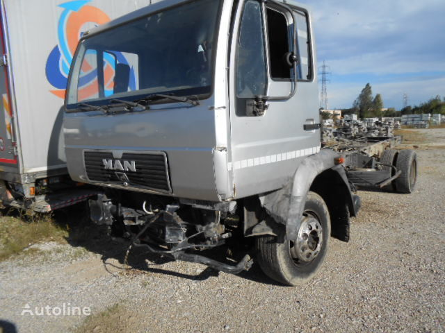 φορτηγό MAN 163 για κινητήρας  MAn 14.163 EURO 2 B.J. 1998 KM 400000