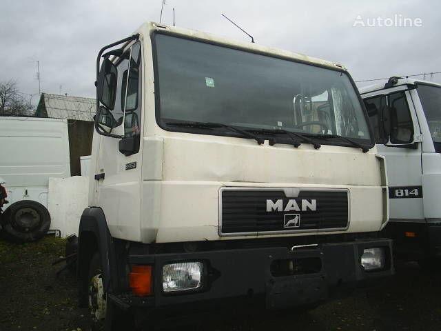 φορτηγό MAN 8.163 για κινητήρας  MAN D0824