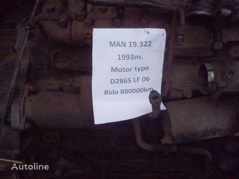 φορτηγό MAN 19.322 για κινητήρας MAN D 2865 LF 06