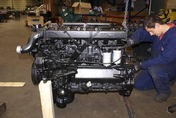 μπουλντόζα MAN D0826 LF 03 για κινητήρας