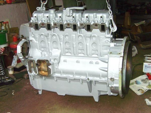 εμπρόσθιος τροχοφόρος φορτωτής MAN D0826 LF 06 για κινητήρας MAN D0826 LF 06