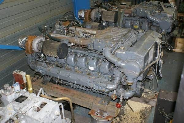 άλλο ειδικό όχημα MAN D2842LE405 για κινητήρας