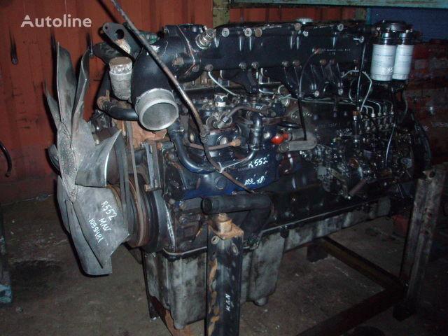 τράκτορας MAN για κινητήρας MAN D2866Lf
