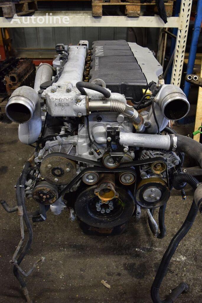 τράκτορας MAN TGA για κινητήρας MAN d2066