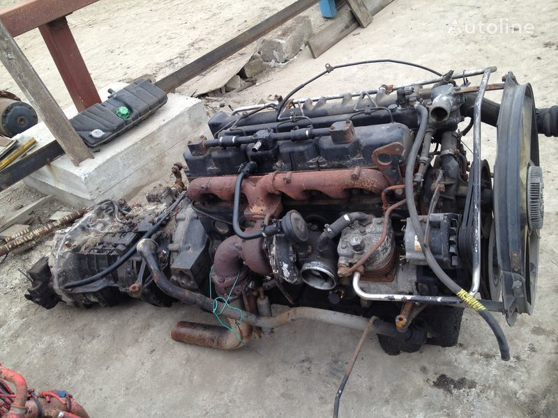 τράκτορας MAN 190 για κινητήρας MAN iz Germanii garantiya D0826LF07