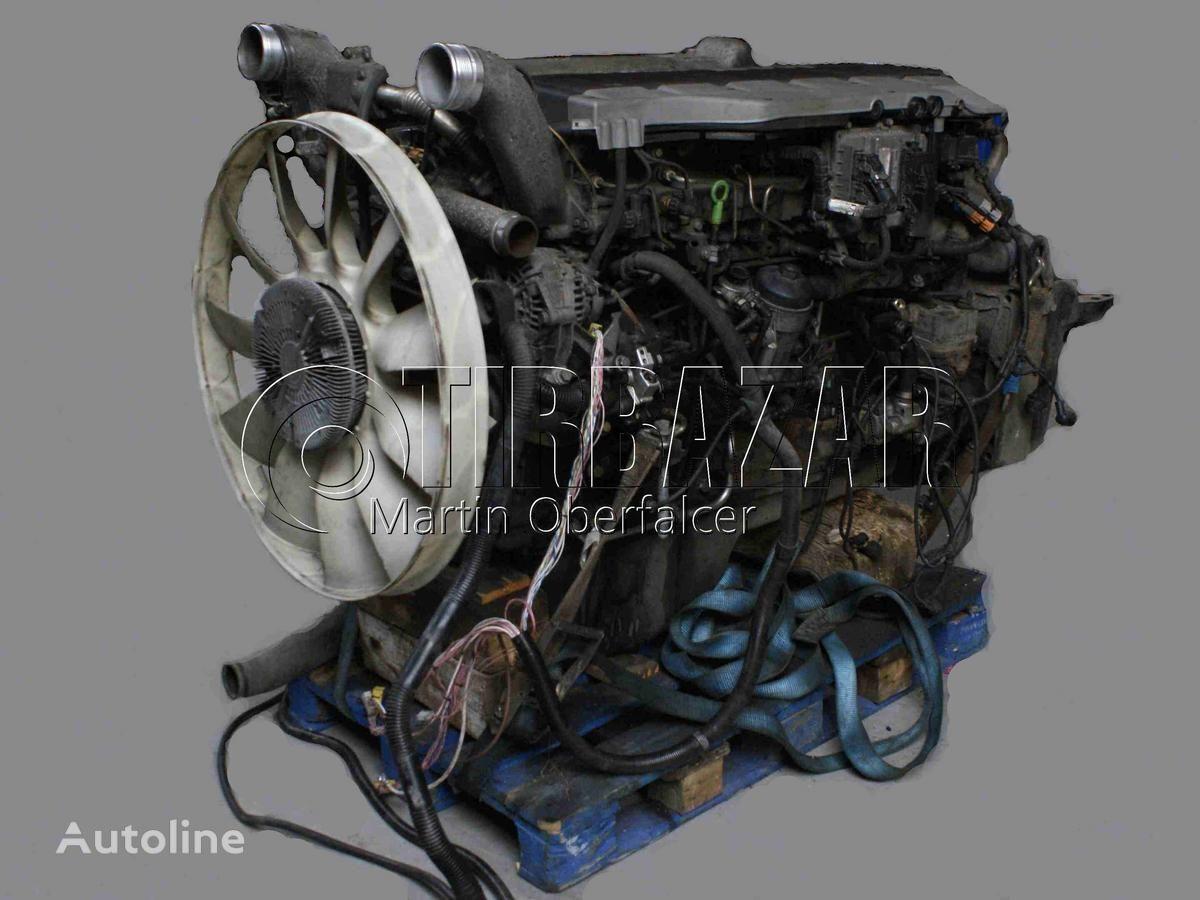 φορτηγό MAN motor 480 HP EURO 4 για κινητήρας