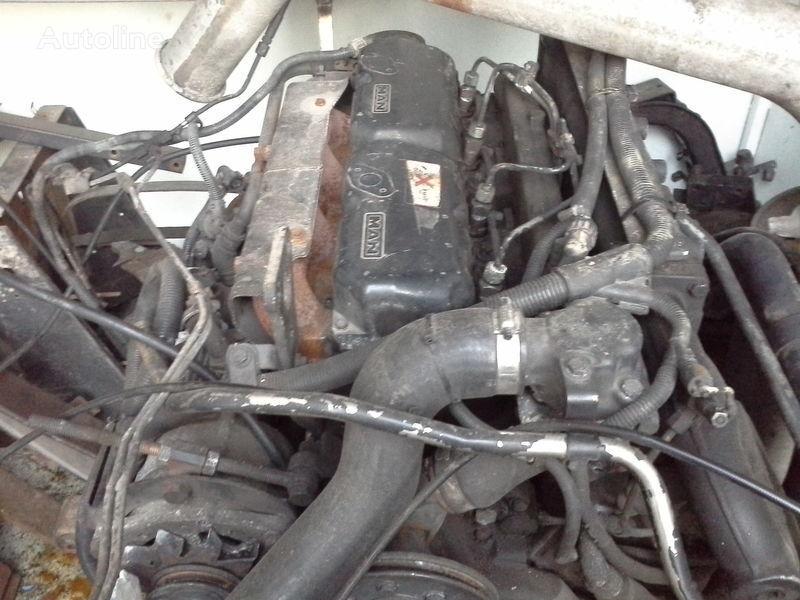 φορτηγό MAN για κινητήρας MAN Razborka MAN L2000 M2000