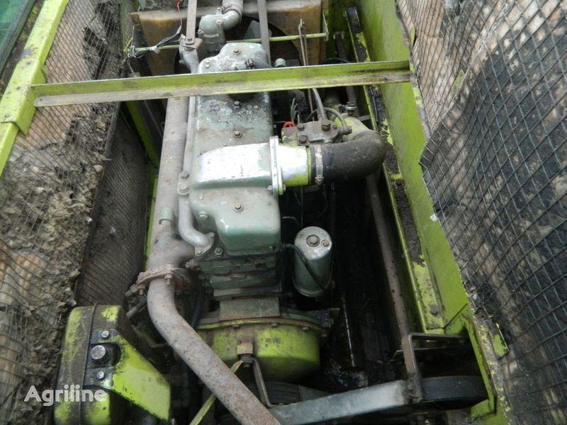 θεριζοαλωνιστική μηχανή CLAAS DOMINATOR 85 για κινητήρας MERCEDES-BENZ OM 352