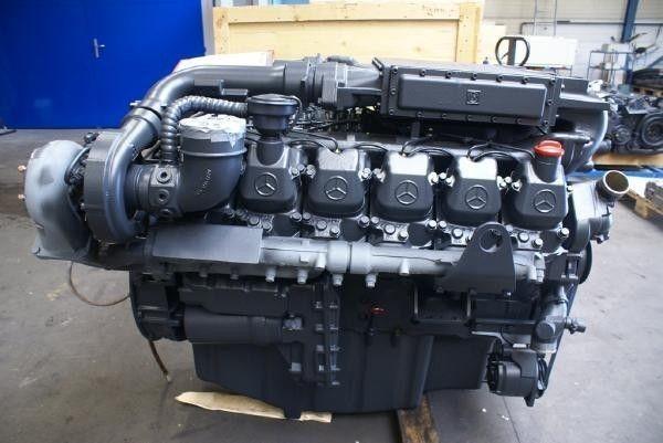 άλλο ειδικό όχημα MERCEDES-BENZ για κινητήρας MERCEDES-BENZ OM 444 LA