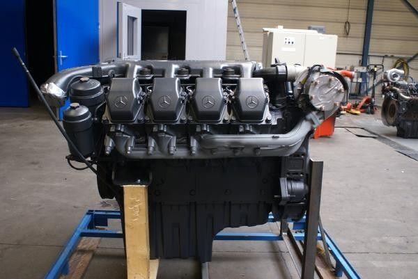 φορτηγό MERCEDES-BENZ OM 502 LA για κινητήρας