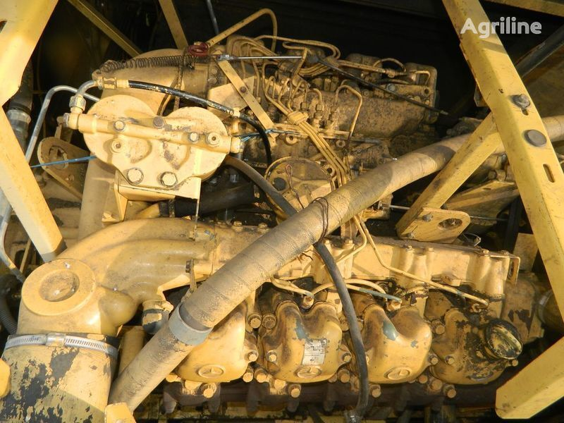 θεριζοαλωνιστική μηχανή NEW HOLLAND TF46 για κινητήρας MERCEDES-BENZ OM422