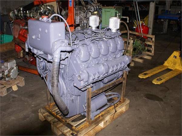 άλλο ειδικό όχημα MERCEDES-BENZ OM444LA για κινητήρας