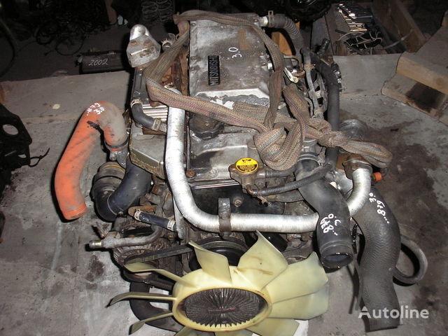 φορτηγό MITSUBISHI canter για κινητήρας  Mitsubishi 4M40-4d31-4d34