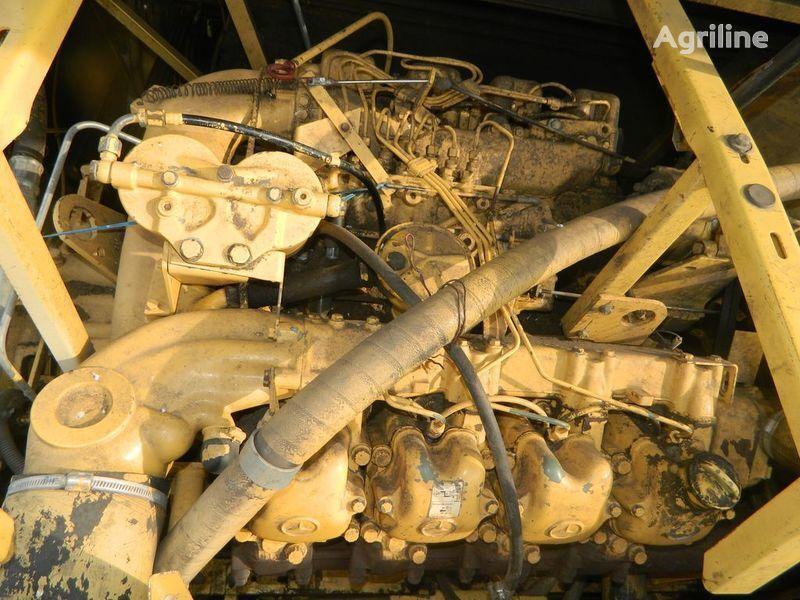 θεριζοαλωνιστική μηχανή NEW HOLLAND TF46 για κινητήρας  Mercedes Benz OM422