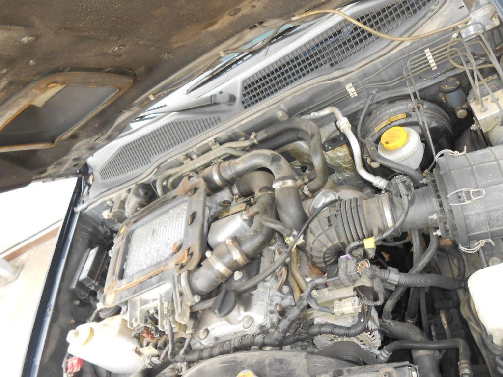 φορτηγό NISSAN TERRANO II / NISSAN PATROL 3.0 για κινητήρας  ZD30D NISSAN TERRANO II 3.0 D