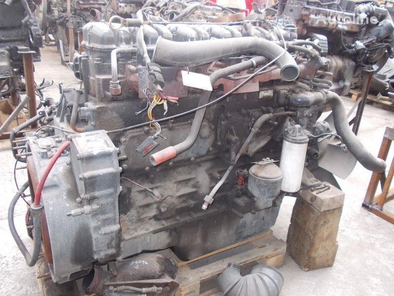 τράκτορας SCANIA 124 για κινητήρας SCANIA DSC 12 02