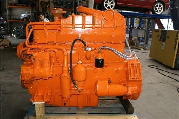 φορτηγό SCANIA DSI11.62 για κινητήρας