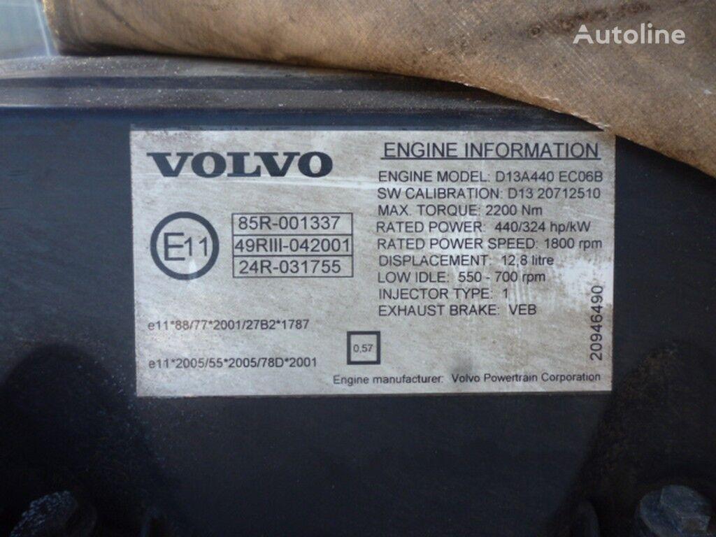 φορτηγό VOLVO για κινητήρας VOLVO D13A440 ECO6B