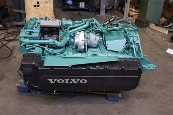 λεωφορείο VOLVO DH12 για κινητήρας