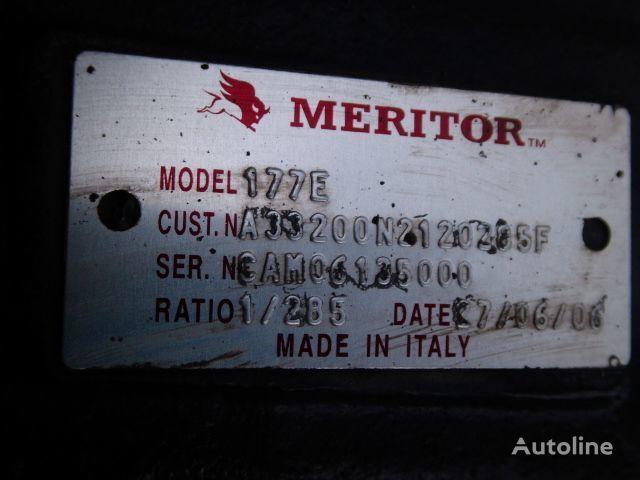ελκυστήρας IVECO Cursor για κινητήριος άξονας  Meritor 177E,2.85