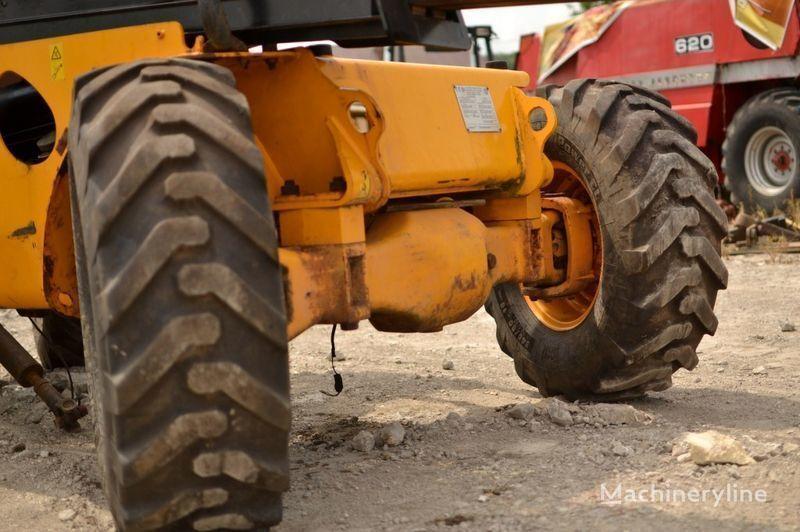 εξοπλισμός διακίνησης υλικών JCB 527 - 55 για κινητήριος άξονας
