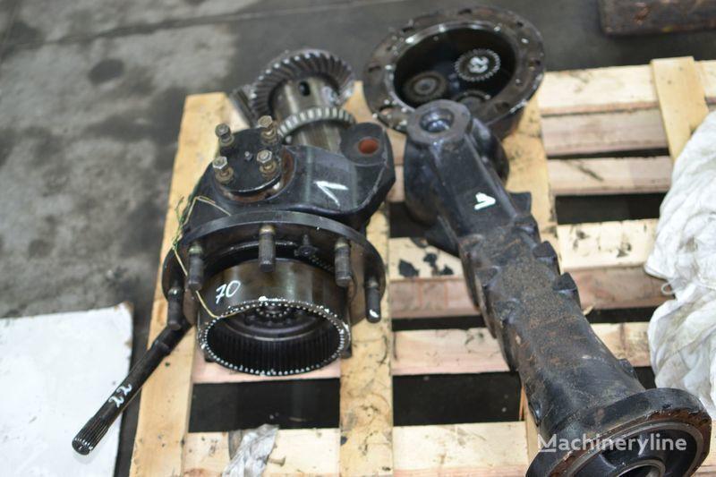 εξοπλισμός διακίνησης υλικών KRAMER για κινητήριος άξονας  Dana Spicer