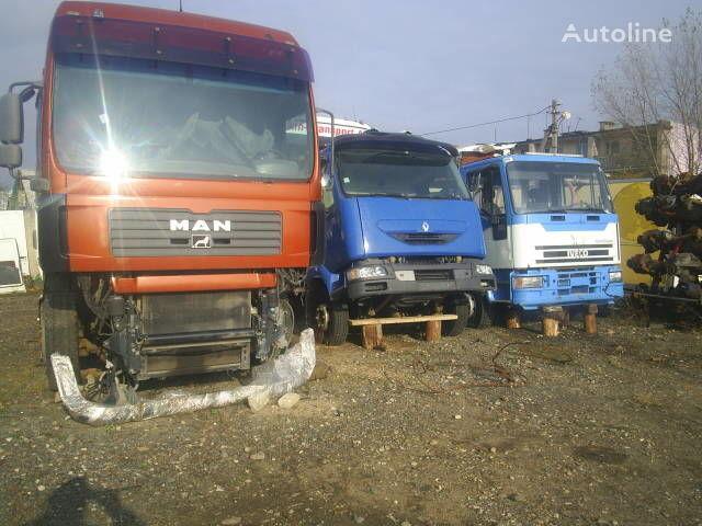 φορτηγό MAN TGA 18.480 για κινητήριος άξονας MAN