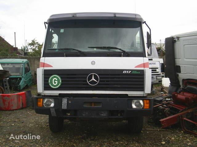 φορτηγό MERCEDES-BENZ 814 / 817 / 809 για κινητήριος άξονας