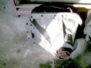 φορτηγό VOLVO FH 6x4 για κινητήριος άξονας VOLVO RS1370HV