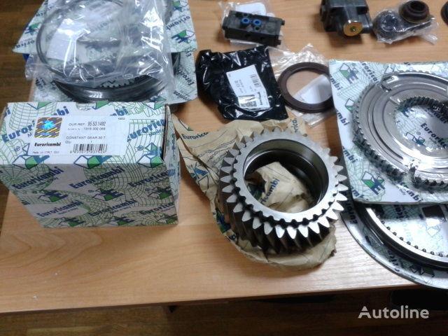 καινούριο ελκυστήρας για κιβώτιο ταχυτήτων  ZF 16S181 16S221 Shesternya KPP 1316303005