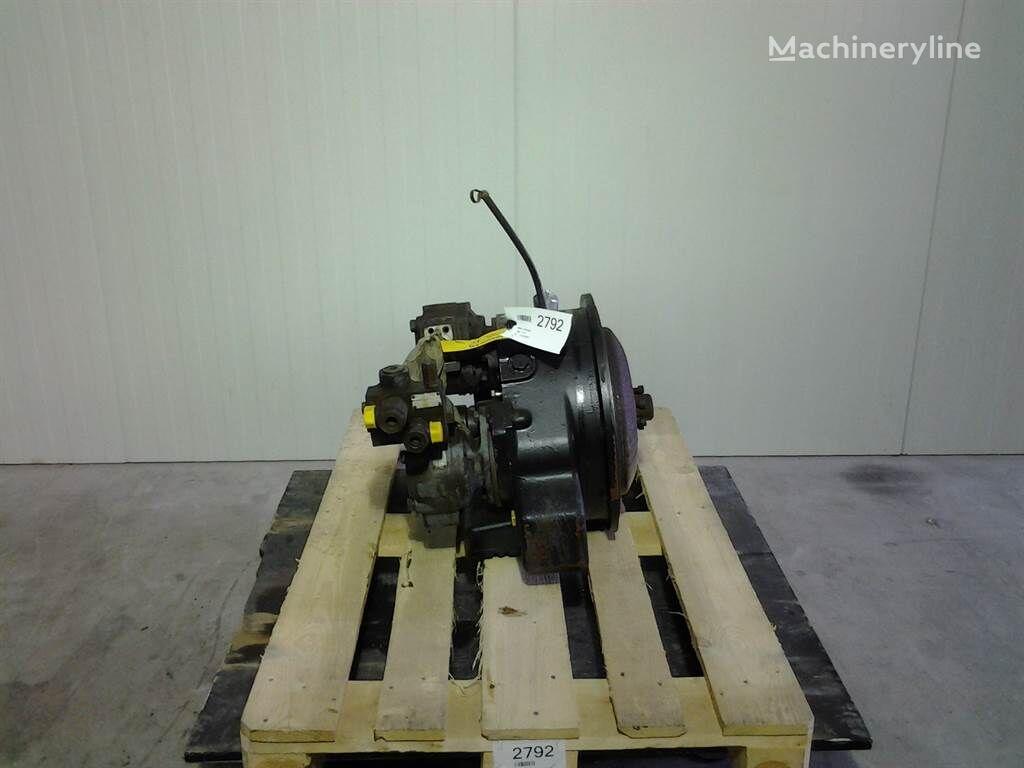 εμπρόσθιος τροχοφόρος φορτωτής HANOMAG 512/3 για κιβώτιο ταχυτήτων