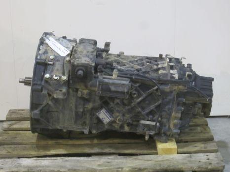 φορτηγό MAN για κιβώτιο ταχυτήτων MAN 16S151 + PSE