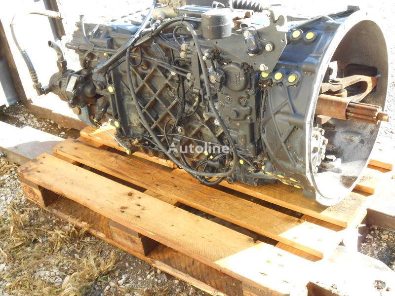 φορτηγό MAN Kipper-Mixer FZ SZM για κιβώτιο ταχυτήτων  New Ecosplit MAN ZF16S2520 TO  Für MAN FZ übers. 13,80-0,84 Part List 1343 002 001 Customer Spec. NO.  81.32003-6676