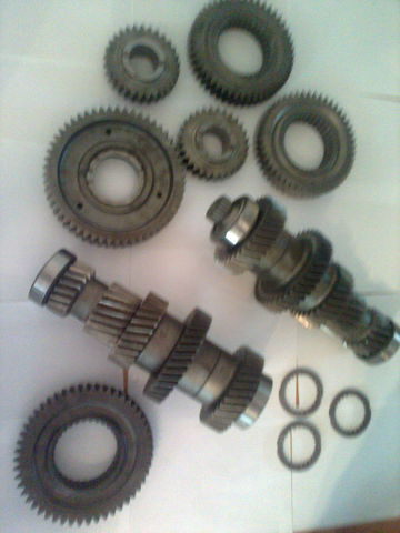 καινούριο MAN tga για κιβώτιο ταχυτήτων  ZF 12 AS 2301 1327304024