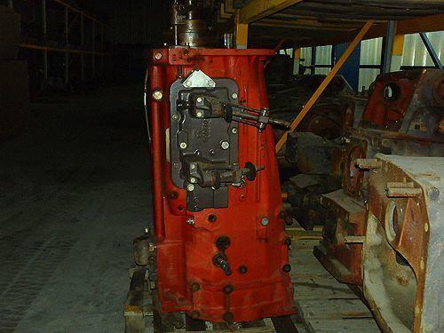 τρακτέρ MASSEY FERGUSON 3680-6180-8130-8160 για κιβώτιο ταχυτήτων MASSEY FERGUSON dynashif-speed shif