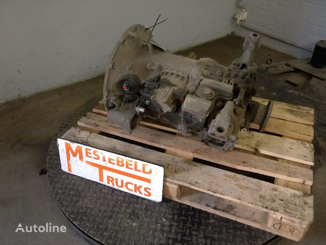 φορτηγό MERCEDES-BENZ Versnellingbak για κιβώτιο ταχυτήτων MERCEDES-BENZ
