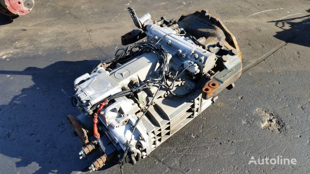 φορτηγό MERCEDES-BENZ G135 Eps handgeschakeld για κιβώτιο ταχυτήτων