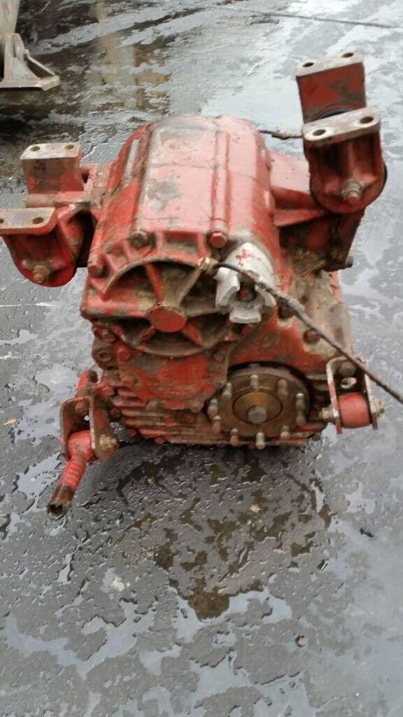 φορτηγό MERCEDES-BENZ VG 1400 W για κιβώτιο ταχυτήτων MERCEDES-BENZ VG 1400 W