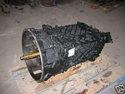 κιβώτιο ταχυτήτων ZF 16 S 181 für MAN, DAF, Iveco, Renault