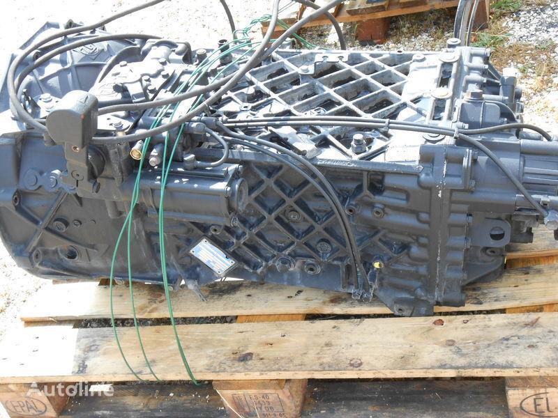 φορτηγό MAN TGX-TGA για κιβώτιο ταχυτήτων ZF Part List No. 1343 001 016 Customer Spec. NR. 81.32004-6016 über
