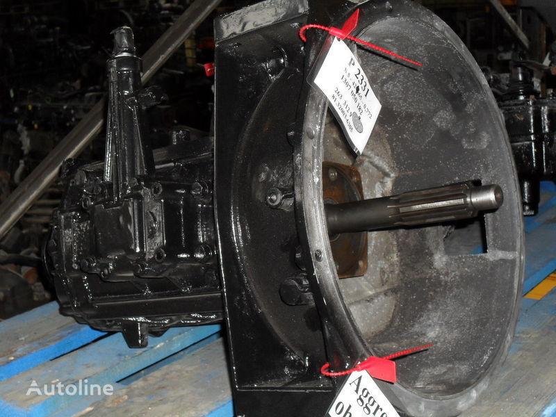 φορτηγό MAN L2000 LE για κιβώτιο ταχυτήτων ZF S5-42