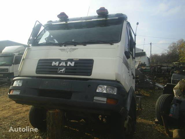 φορτηγό MAN 8.163 για κιβώτιο ταχυτήτων ZF S6-36