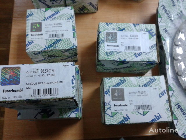 καινούριο τράκτορας για κιβώτιο ταχυτήτων ZF Podshipniki 0750117232 0750117678 0750117232 16S181,16 S221