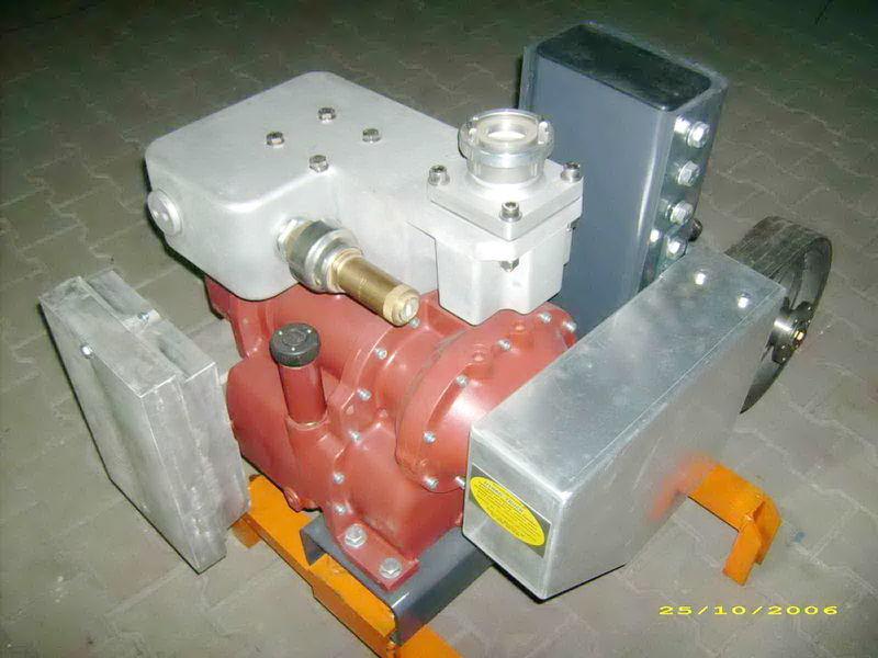 δεξαμενή ημιρυμουλκούμενο CG80 GHH RAND Light για κομπρεσέρ αέρος